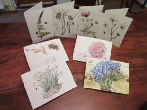 Botanic Greetings Cards